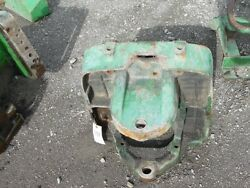 Jd 1010 Tractor Front Axle W/ Steering Motor Support Part T1302t Tag 592