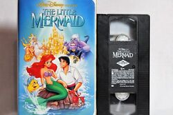 The Little Mermaid RARE Banned Discontinued Cover **READ DESCRIPTION**