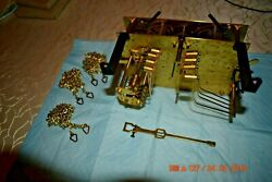 Kieninger Chain Driven Westminister Chime Grandfather Clock Movement