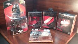 Collection Of Star Wars Toys+darth Vader Action Figure-new-freesandh-trackinginc