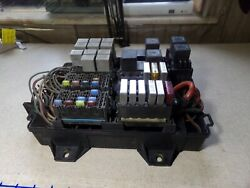 Delphi Commercial Truck Relay Fuse Block Box Free Shipping