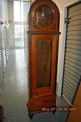 Antique Grandfather Clock Cabinet Only For Project