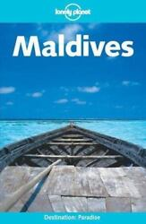 Lonely Planet Maldives Lyon James Paperback Used - Very Good