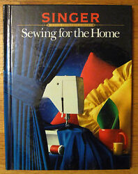 Sewing For The Home Singer Sewing Reference Library Shades Pillows Linens Tables
