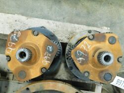 John Deere 4020 Tractor Pair Of Powershift Rear End Pinions Tag 9972