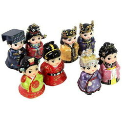 Korean Traditional Dolls King And Queen