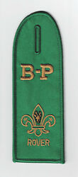 Scouts Of South Africa - Rover Scout Baden Powell Bp Highest Rank Epaulettes
