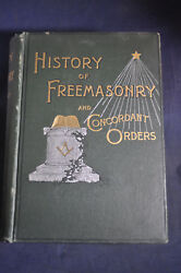1891 History Of The Ancient And Honorable Fraternity Of Free And Accepted Masons