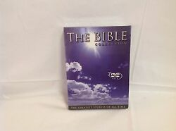 The Bible Collection - The Greatest Stories Of All Time - 7 Disc Dvd Set - New