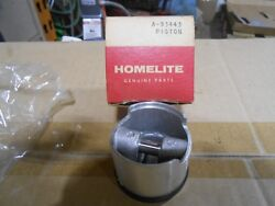 Homelite Piston With Rings Nla A93443