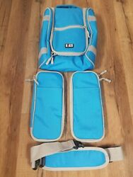 BUBM Multi Use Bag Travel Totes Versatile Bag Sky Blue $35.00