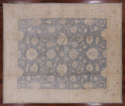 8and039 3 X 9and039 9 Turkish Oushak Hand Knotted Wool Rug - H5953