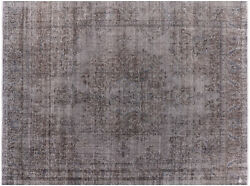 9and039 9 X 13and039 1 Overdyed Handmade Area Rug - P3949