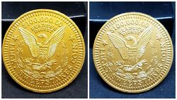 Readers Digest 100,000.00 Lucky Sweepstakes Aluminum Coin Token 33mm