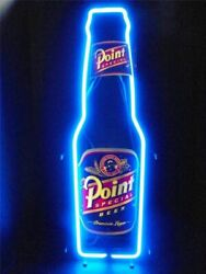 New Stevens Point Brewery Beer Bottle Bar Party Man Cave Neon Light Sign 32x18