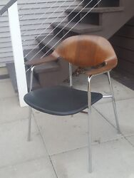Plycraft Chair By George Mulhauser Rare Mid Century Robin Day Style