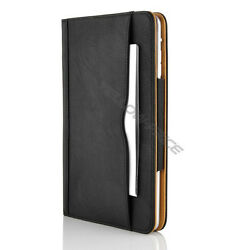 Folio Card Leather Wallet Case Mfi Lightning Usb Cable Films For Ipad Mini 4