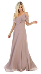 SPECIAL OCCASION BRIDESMAID PROM DRESS MILITARY FORMAL EVENING GOWN UNDER $100