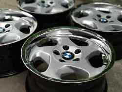 BMW M-System II Throwing Star 8J x 17 Forged Wheels