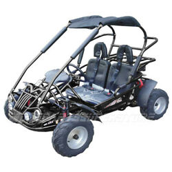 New TRAILMASTER XRX-R MID-SIZE 200cc KIDS GO KART with REVERSE
