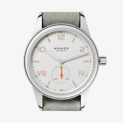 [new] Nomos Glashutte Club Campus Cl1a1w2cp 709 Rare Wrist Watch From Japan