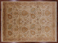 Peshawar Hand-knotted Wool Rug 8' 10 X 12' 1 - W1538