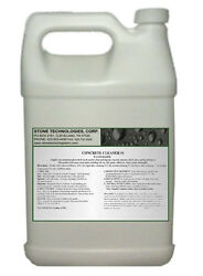 Concentrated Concrete Cleaner 1 For Bricks Pavers Cement And Masonry 1 Gallon