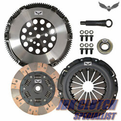 J-tec Dual Friction Clutch And Forged Flywheel Kit 93-99 Eclipse Talon Fwd Gst