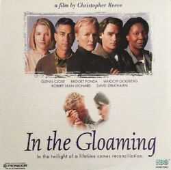 In The Glooming Laserdisc Extended Play Single Disc