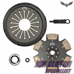 Jdk Stage 4 Performance Clutch Kit For 87-92 Supra 3.0l Turbo 7m-gte