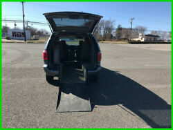 2006 Dodge Grand Caravan SE VAN WHEELCHAIR HANDICAP REAR ENTRY VISION CONVERSION 2006 SE Used 3.3L V6