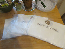 BeautiControl Cosmetic Plastic Bags Lot of 150 FREE SHIPPING $10.95
