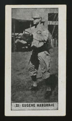 1928 F50 Yuengling's Ice Cream 33 Eugene Bubbles Hargrave 2x Wet Sheet Transfer