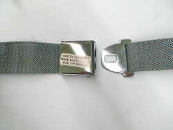 Skilcraft Seat Belts 61 62 63 64 65 66 Lincoln Ford Mercury And Military Vehicles