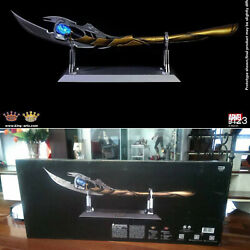 King Arts Mps003 Avengers Age Of Ultron 1/1 Scale Lokiand039s Chitauri Scepter
