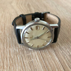 Vintage 1962 Omega Cal. 560 Automatic 17 Jewels Steel Swiss Watches