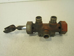 Boeing Casting Valve 65-37809-3 Priced To Move