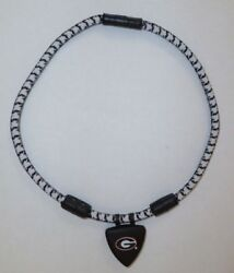 Trion Z NCAA Necklace amp; Sport Tag Pendant Sports Team Negative Ion Size Small