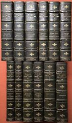 William Macdonald / Works Of Charles Lamb 12 Volumes Complete 1903 Finely Bound