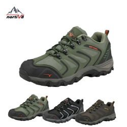 NORTIV 8 Men#x27;s Low Top Waterproof Outdoor Hiking Backpacking Work Boots Shoes US $42.79