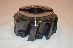 Seco Carboloy R220.33/69-04.00ct 4 Indexable 8 Tool Shell Mill Face Mill