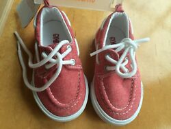 NWT Gymboree Boy Boat Shoes Mix and Match 5781012131234