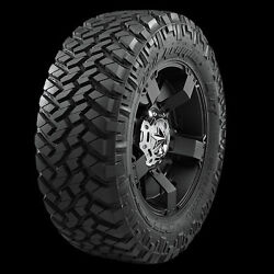 4 New 35x12.50r18 Nitto Tires Trail Grappler M/t Lt 35 12.50 18 Tire 10ply Sale