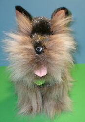 Adorably Cute Collectors Choice Plush Terrier Schauncer TB Toy Trading Co 12