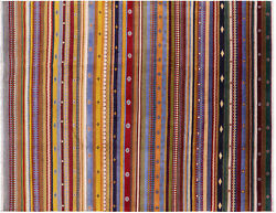 Hand Knotted Loribaft Gabbeh Rug 8' 0 X 10' 1 - P7368