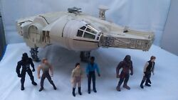 Kenner 1979 Star Wars Millennium Falcon Han Solo Ship Kenner Action Figures Toy