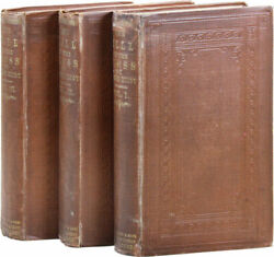 George Eliot-the Mill On The Floss 1860-1st Ed, 3 Vols. Orig.cloth, Very Good
