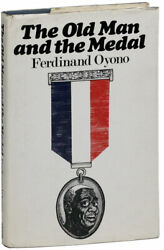 Ferdinand Oyono-the Old Man And The Medal1967-1st Ed In English-cameroon Novel