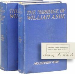 Mrs. Humphry Ward [Mary Augusta]. Marriage of William Ashe. 2 vols. ltd.
