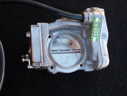 GENUINE MERCEDES Throttle Body Housing Unit Air Slide wCruise Control Actuator